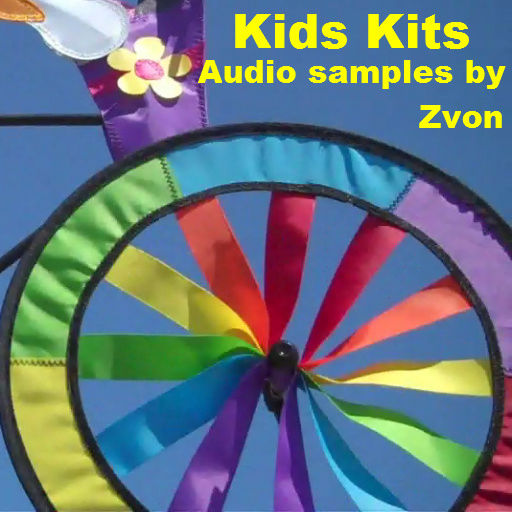 Kids Kits audio voice samples